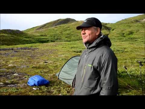 Kodiak Island Crossing on foot