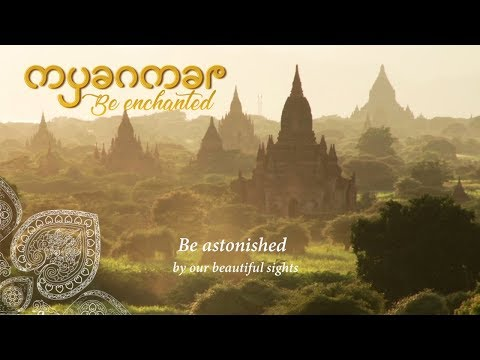 Myanmar, Be Enchanted