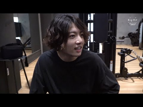 [Eng Sub] [VLOG] JK L Muscle Rabbit's Workoutlog #I_build_muscle_as_always #thatboywithbobbedhair