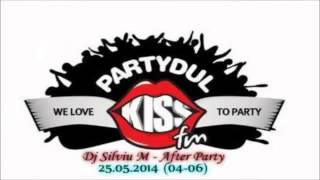 New Dance Music 2014 - Romanian House Club Mix 2014 Partydul Kiss Fm GuestMix Dj Silviu