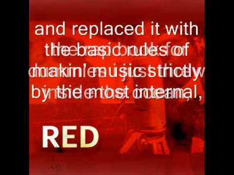 Wax - Red (w/ lyrics)