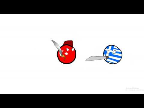 Balkan Peace Meeting 2015 (Countryball Animation)