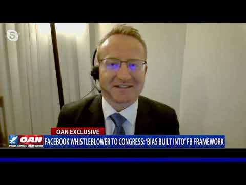 Facebook whistleblower to Congress: 'Bias built into' company framework