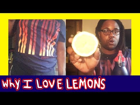 Why I Love Lemon Water And Its Health Benefits [Weight Loss Cleanse Detox & Skin, Nails, And Hair]