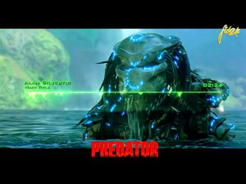 OST Predator, Alan Silvestri - Main Title