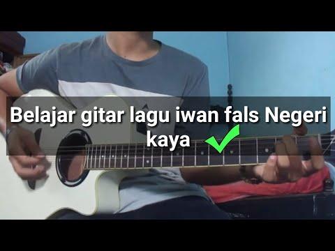 kunci gitar | belajar gitar ( Iwan Fals   Negeri Kaya )