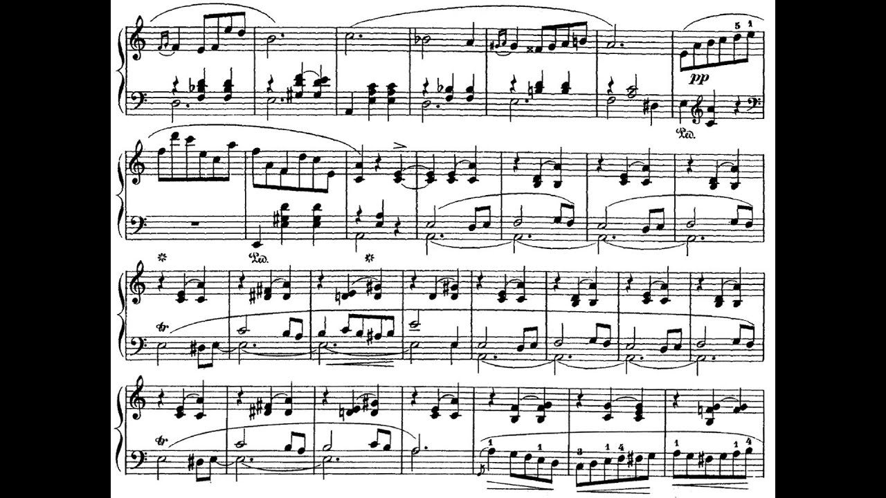 A Várnagy Zs Farkas Chopin Grande Valse Brillante Op 34 No 2 For Piano Duet Youtube