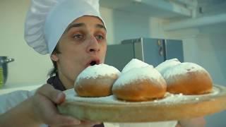 Съемка сериала «Реальные пацаны» в пекарне Хлебница