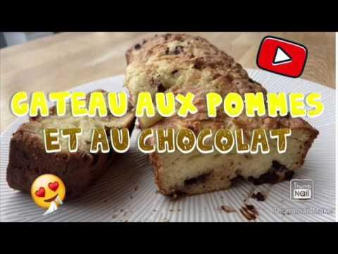 gateau-moelleux-aux-pommes-et-au-chocolat-super-facile-et-super-bon-!
