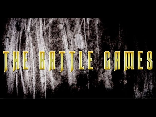 THE BATTLE GAMES 2016