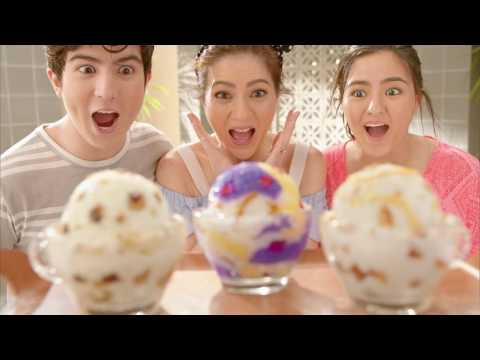 New Summer Flavors Of Selecta Ice Cream TVC 30s