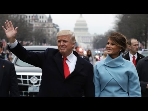 Relive President Trump's Inauguration Day