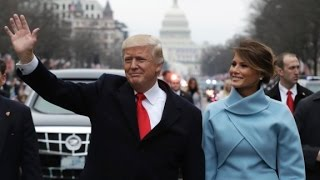 Relive President Trumps Inauguration Day