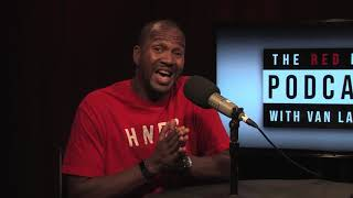 Van Lathan's Red Pill Podcast: The Kaepernick Situation with Marcellus Wiley