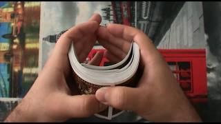 Kart karıştırma teknikleri - Riffle shuffle nasıl yapılır?