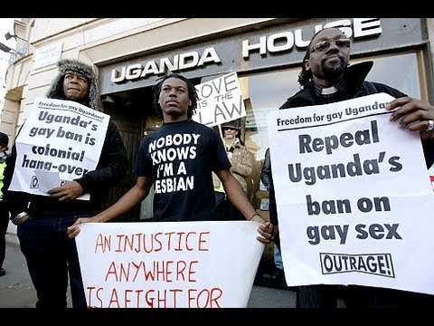 Life in Prison for Being Gay - Law 'Demanded' in Uganda