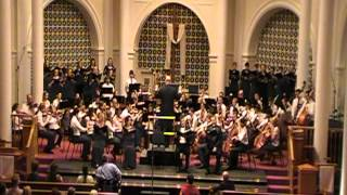 Wheeling Symphony Youth Orchestra May 2012