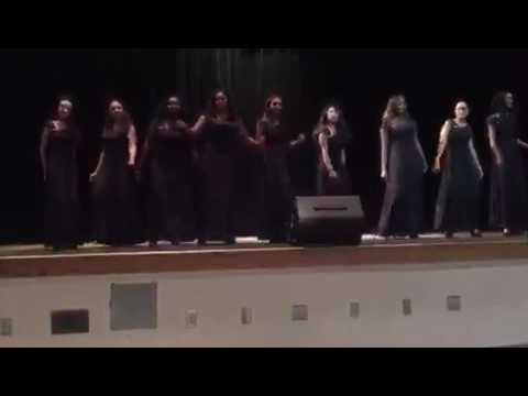 Royal Palm Beach Advanced Women Queen of Soul and In My Life 2017 S/E
