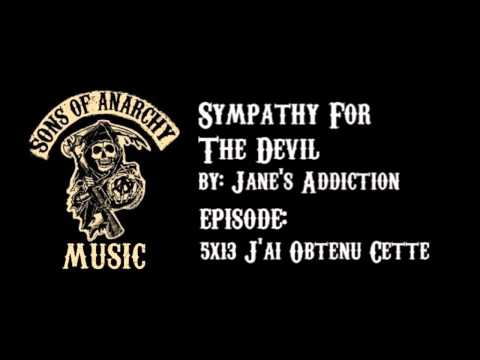 Sympathy For The Devil - Jane's Addiction | Sons of Anarchy | Season 5