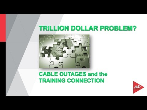 Webinar: Electrical Cable Series part 2 - The Trilion Dollar Problem