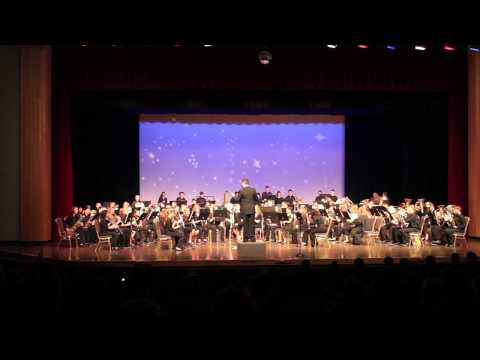 Concert Band, Lone Star & West Middle Schools - Amber Moon 2013