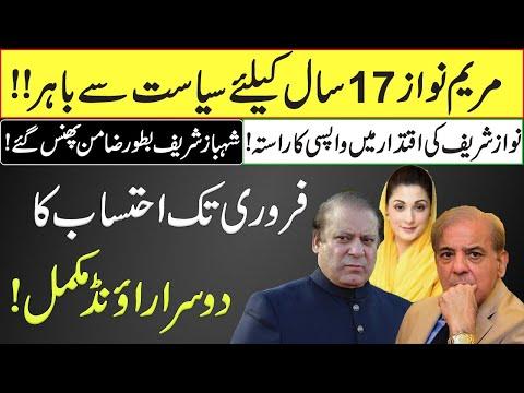 Nawaz Sharif , Maryam Nawaz and Shahbaz Sharif in Trouble | Ameer Abbas Exclusive Analysis