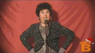BUON NATALE CON BISCIONE CHANNEL - Parte 4 - Il babà è una cosa seria (remake song di M.Laurito)