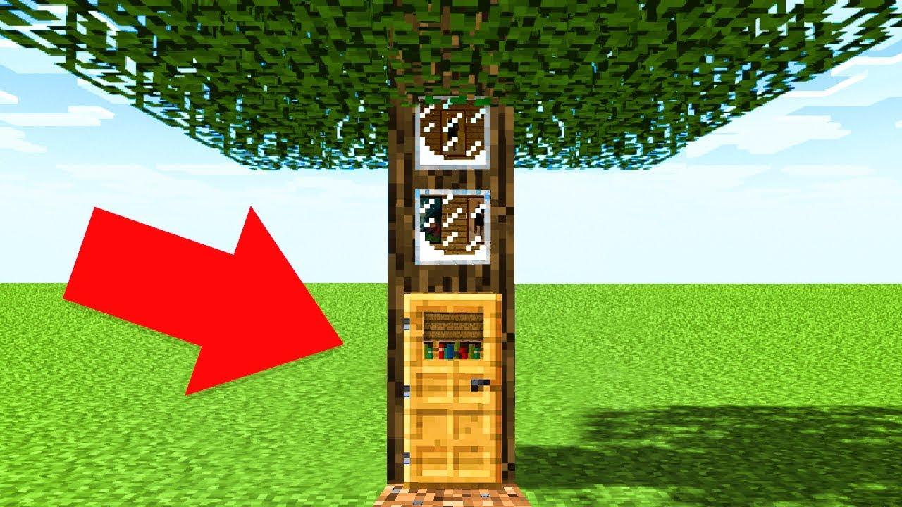 worlds biggest minecraft treehouse minecraft funny