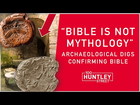 Archaeology Is Confirming Bible Characters And Places