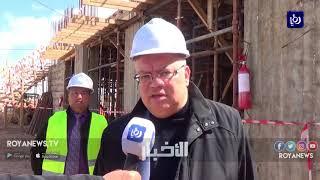 وزير الأشغال العامة والإسكان يتفقد مشاريع المدارس الجديدة في الزرقاء - (27-2-2018)
