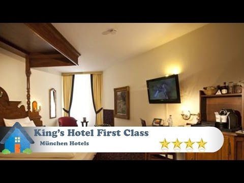 King's Hotel First Class - München Hotels, Germany