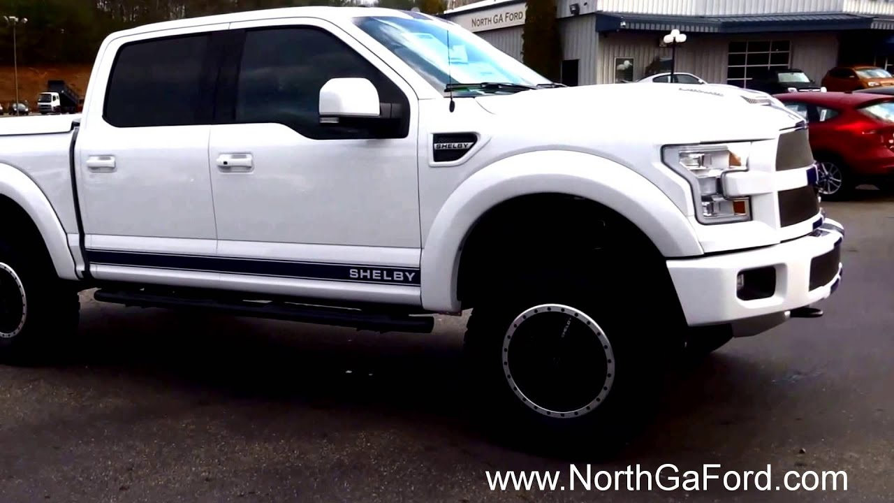 2016 Ford F-150 Shelby Cobra Edition 700Hp - YouTube