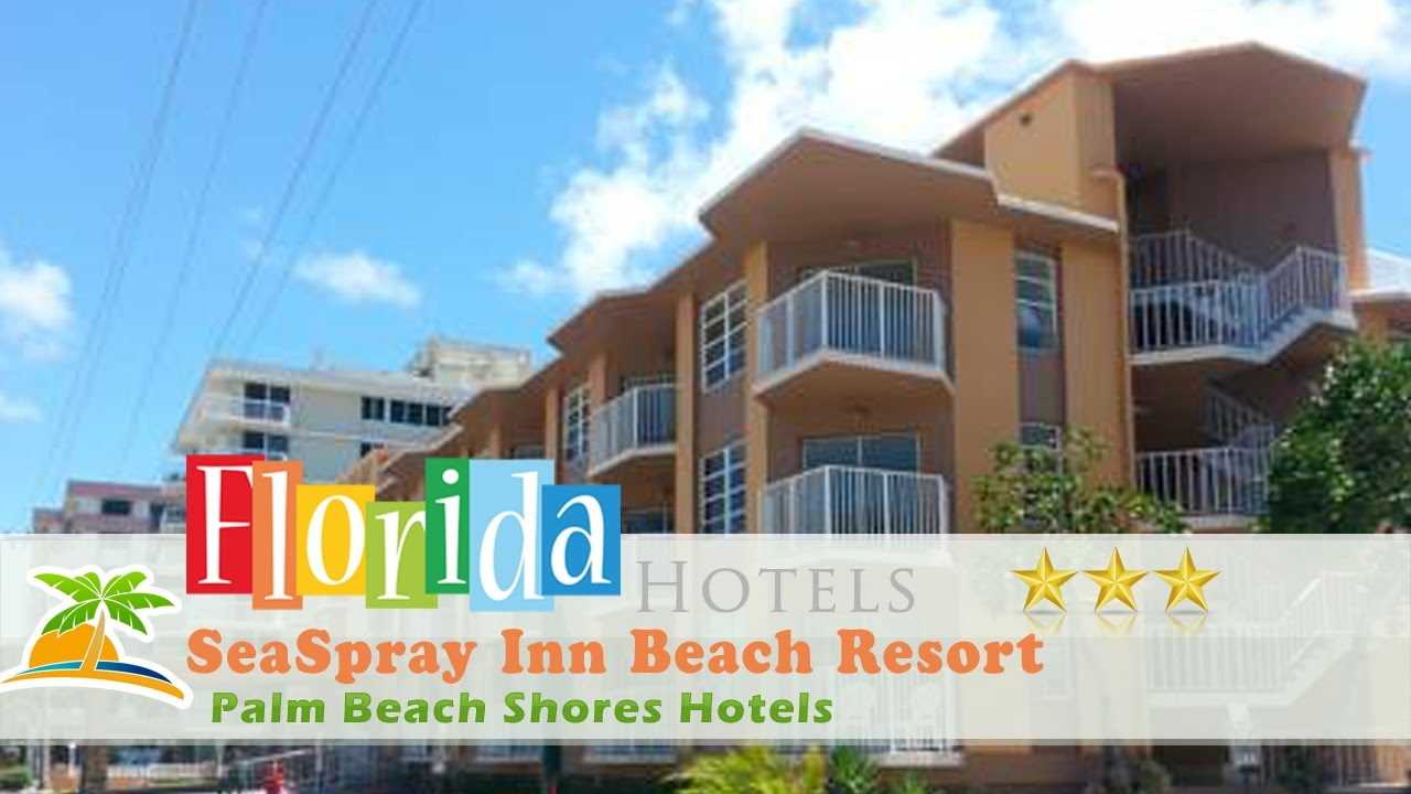 Seaspray Inn And Beach Resort