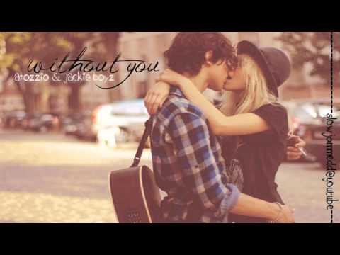I'm nothing without you.