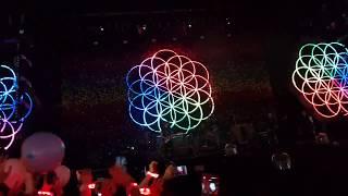 Gambar cover Coldplay A Head Full Of Dreams Tour Argentina 14.11.17 - A Head Full of Dreams