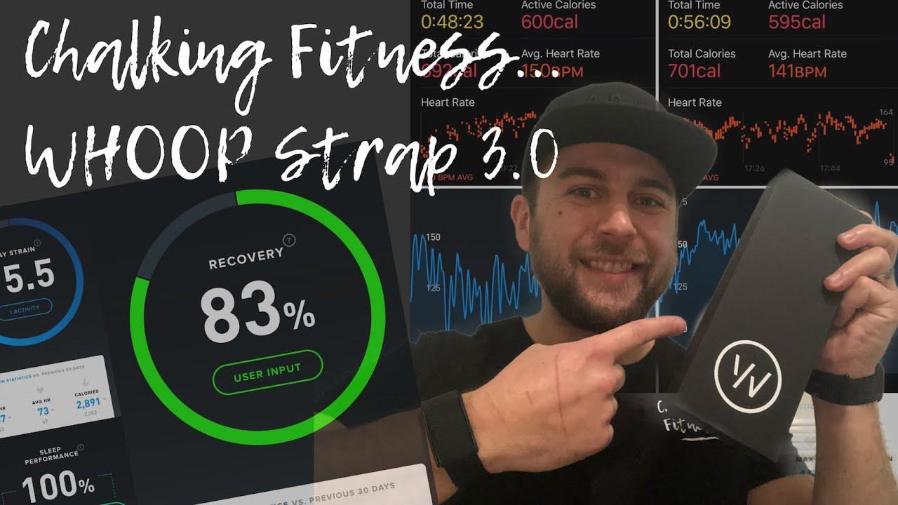 Whoop Strap 3 0 Fitness And Sleep Tracker Review Chalking Fitness