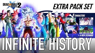 Dragon Ball Xenoverse 2 - PS4/XB1/PC/SWITCH - Infinite History