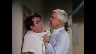 I am not an animal. I am a human being. Police squad, episode 1