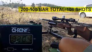 KRAL PUNCHER AUTO    PCP Air Rifle  ** FULL REVIEW **