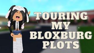 Showing you my Bloxburg Plots!