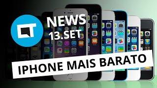 iPhones mais baratos no Brasil; Smartphone a preço de fábrica e + [CT News]