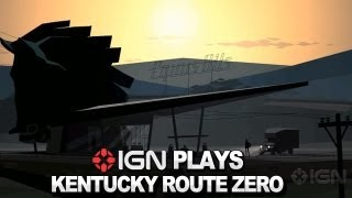 IGN Plays Kentucky Route Zero - Taking the Mythical Highway to Adventure!