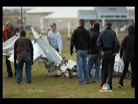 Skydive Plane Crash Superior Wisconsin GoPro NBC and ABC Nightly News