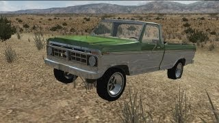 Rigs of rods driving the 1976 ford f 150 explorer until for Puerta 9 autodromo