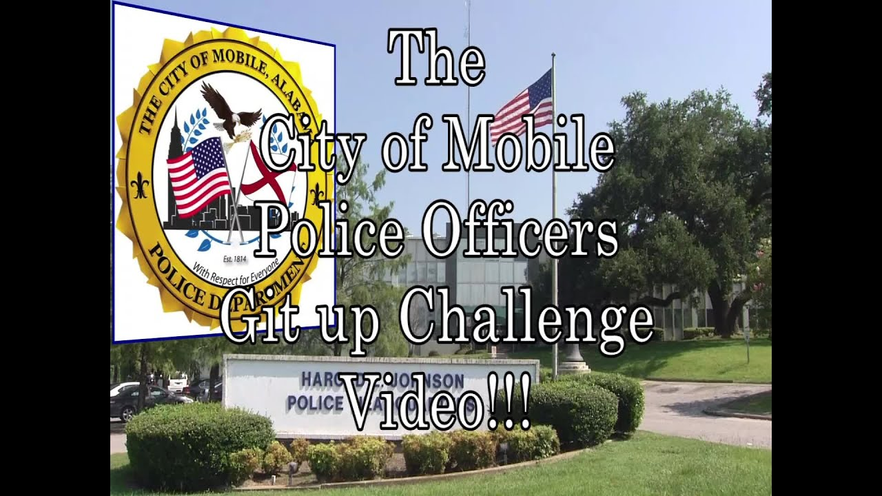 Mobile Police release their