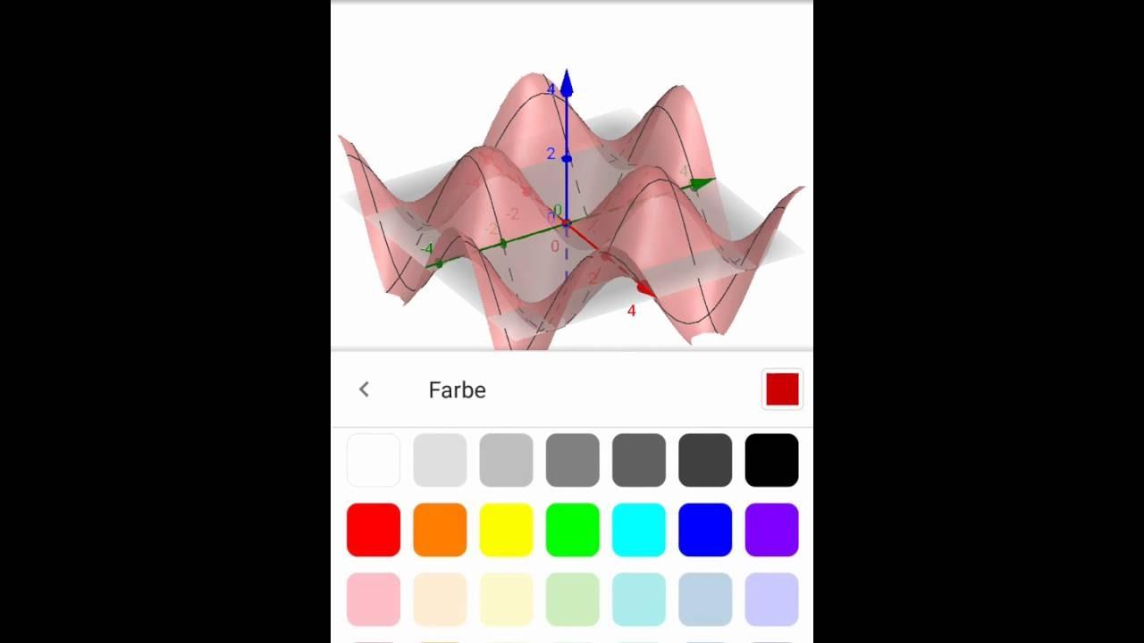 geogebra 3d grapher youtube. Black Bedroom Furniture Sets. Home Design Ideas