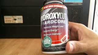 Quick Way To Lose Weight - MuscleTech Hydroxycut Hardcore Fat Burner Weight Loss