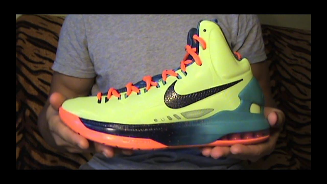 cozy fresh 75705 cd30b Видео-обзор Nike KD V (5)