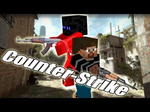 Counter - Strike : Minecraft