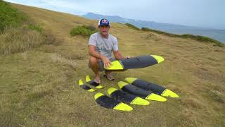 2020 Naish Jet Foil Wing Guide